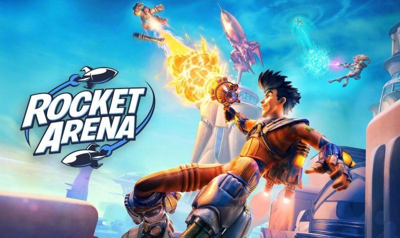 Rocket Arena Mythic /standard edition + Подарки