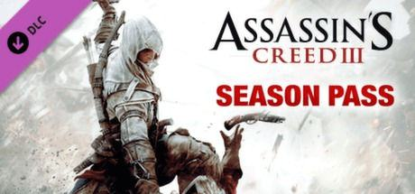Assassin's Creed III - Season Pass (Steam Gift RU+CIS)