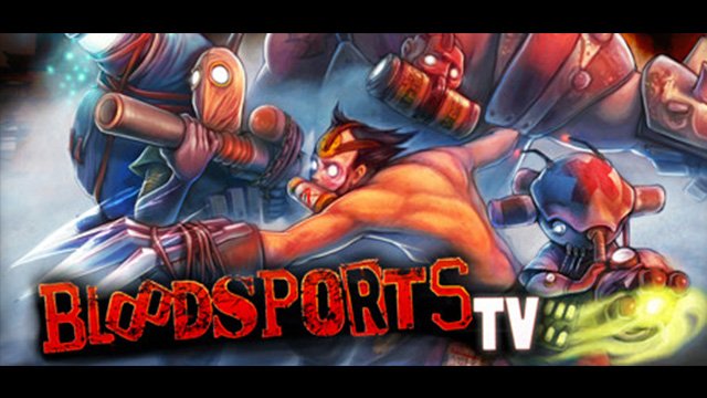 Bloodsports.tv (Steam gift / RU+UA+СНГ)