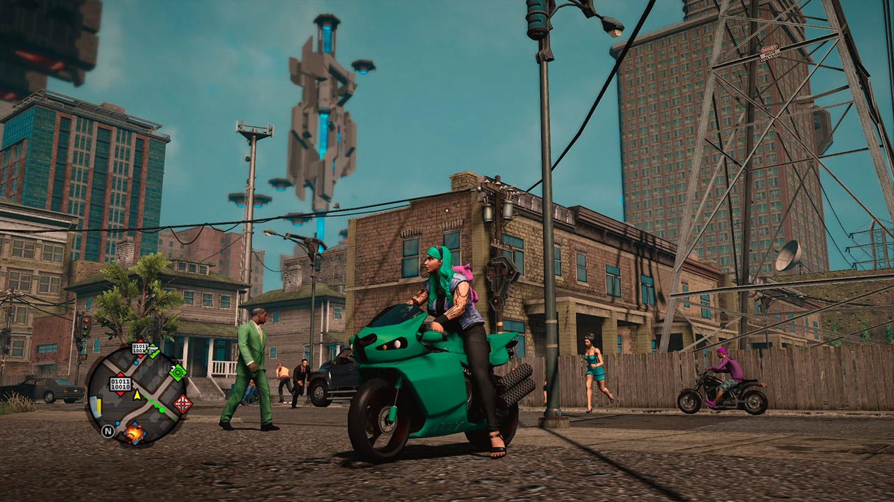 Saints Row Franchise Pack (Steam Gift / RU+UA+СНГ)