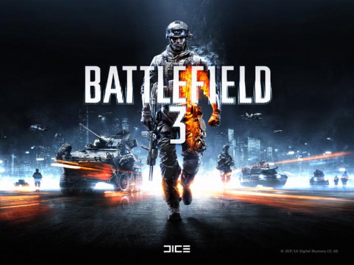 Battlefield 3 (Секретный вопрос не установлен!)