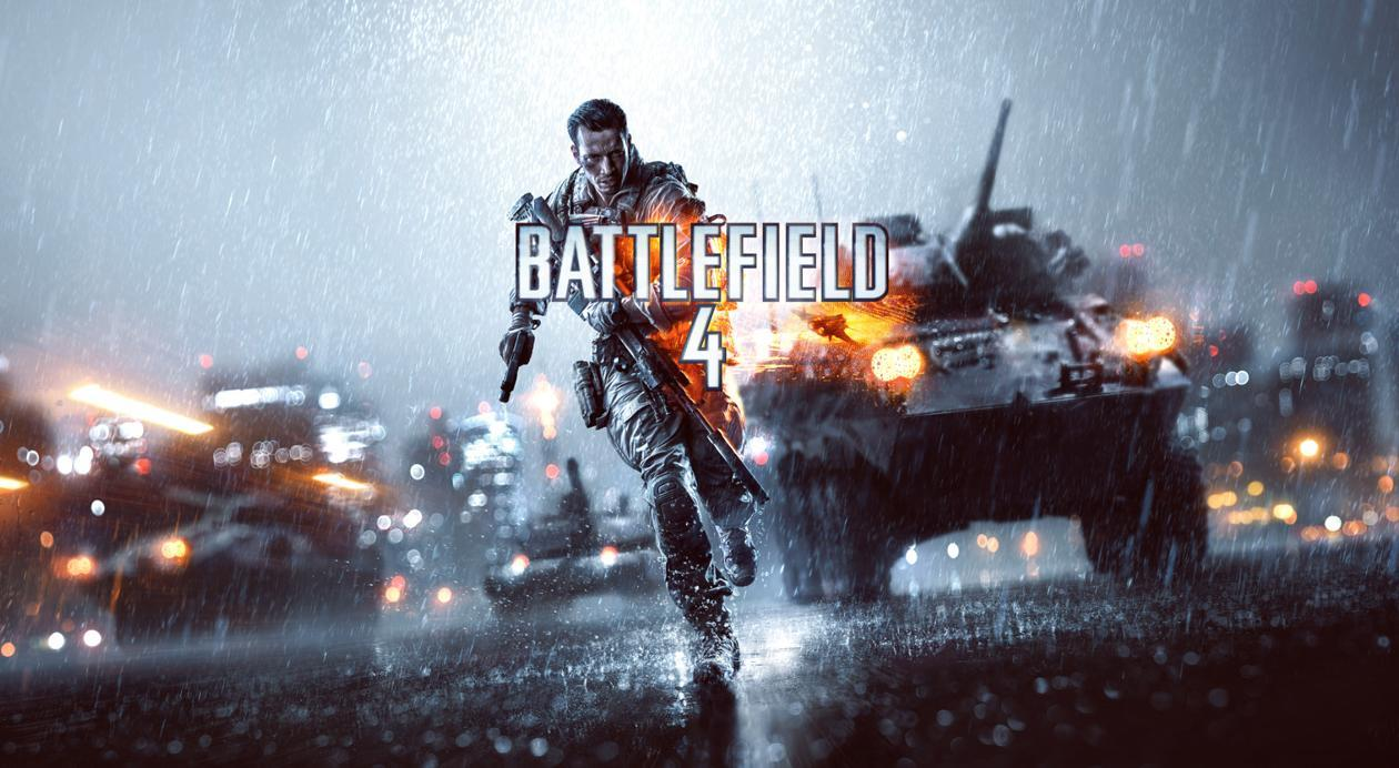 Battlefield 4 (Секретный вопрос не установлен!)