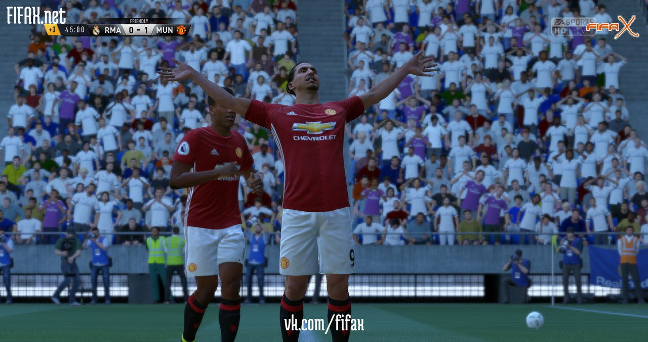 FIFA 17 [RU/PL] Offline | Career + Single mode