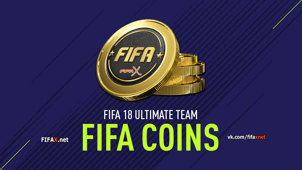 Coins FIFA 18 (PC) UT | FAST + 5% review