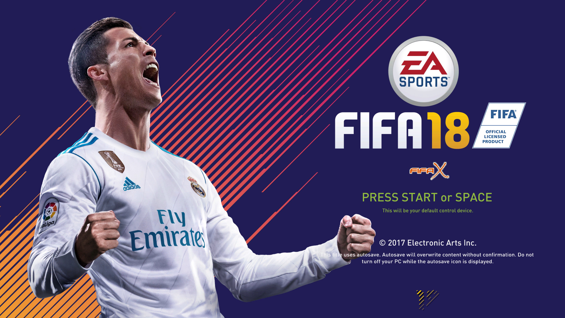 FIFA 18 (Origin/Region Free/Multilanguage) - English