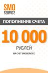 Код для пополнения баланса SMMBang - 10.000 рублей