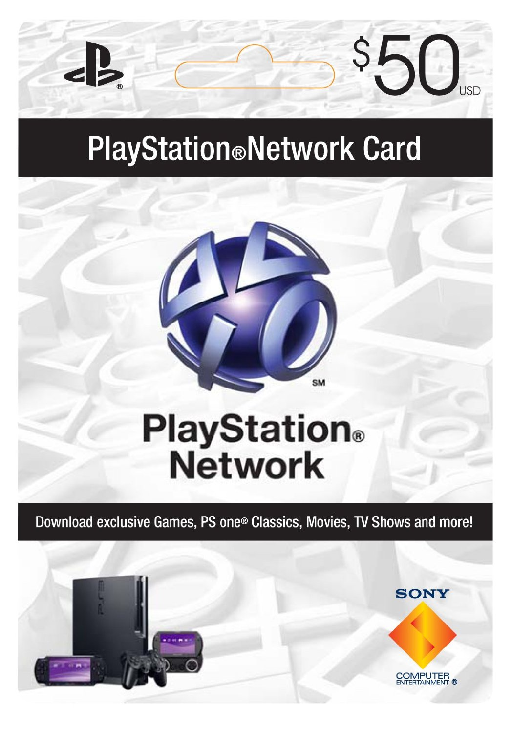 Map PSN $ 50 Playstation Network (USA) + DISCOUNT + BONUS