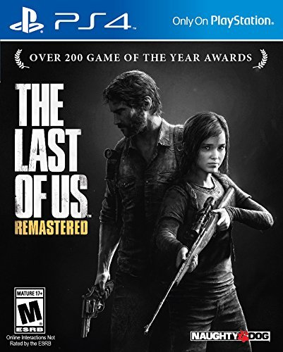 The Last Of Us Remastered - PS4 [Digital. code] to USA PSN