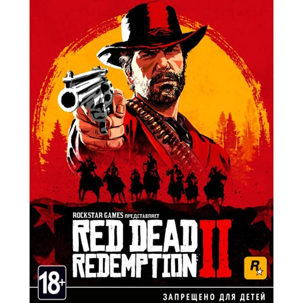 🥇Red Dead Redemption 2 | (Rockstar RU + CIS)🥇