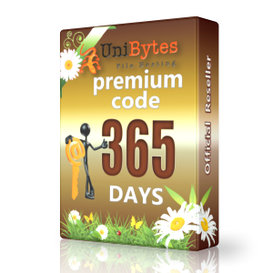 Unibytes premium access for 365 days to buy instantly