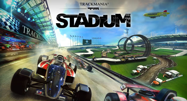 TrackMania Stadium (Steam Gift - Region Free)