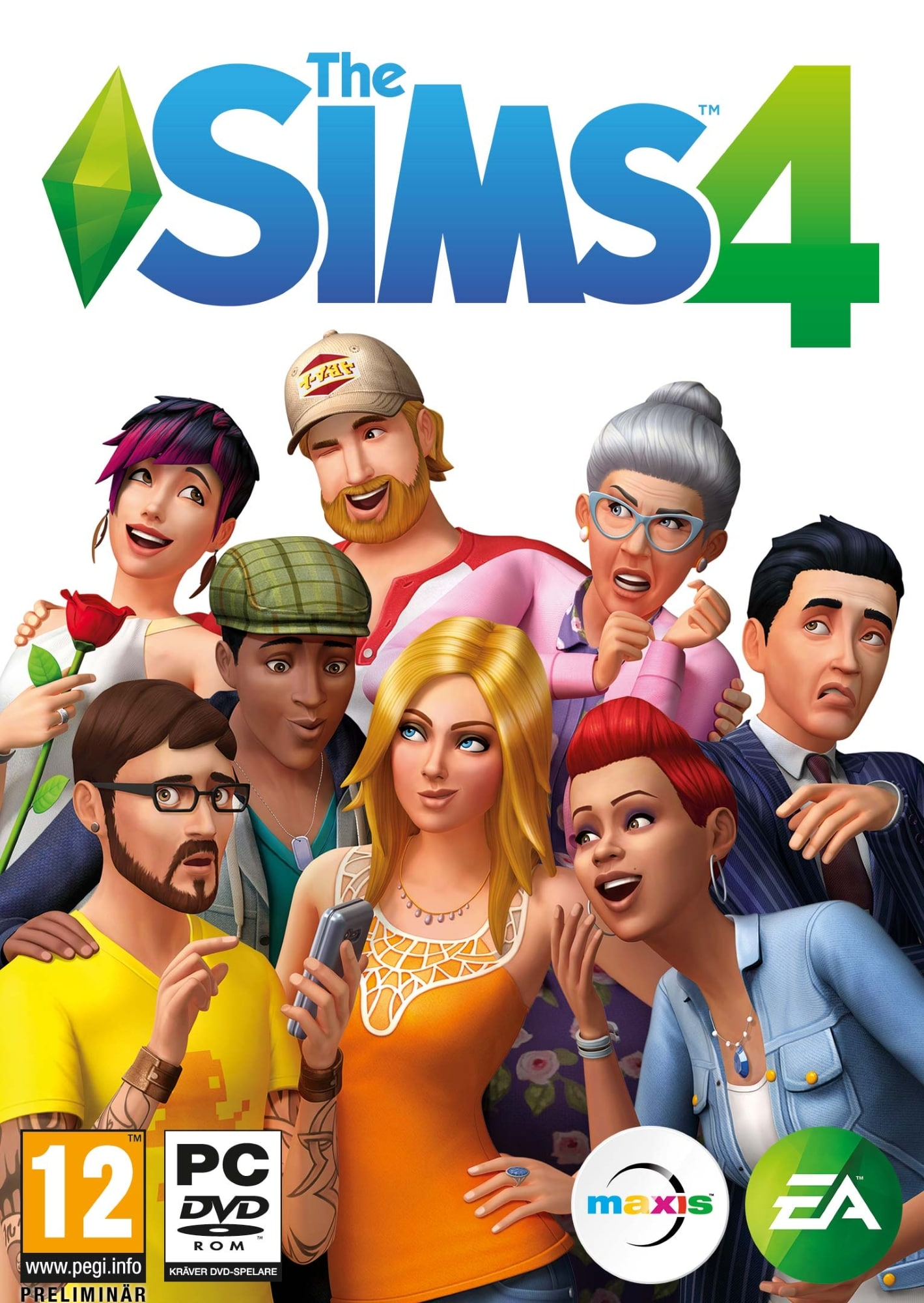 The Sims 4 SE [Origin Key] CZ/PL/RU