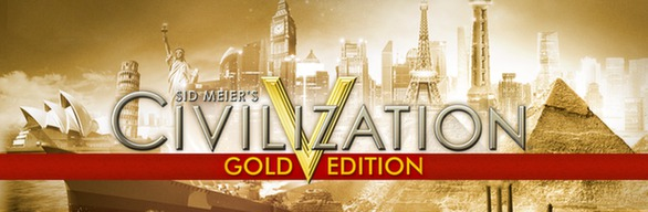 Sid Meier´s Civilization V: Gold Edition Steam Gift ROW