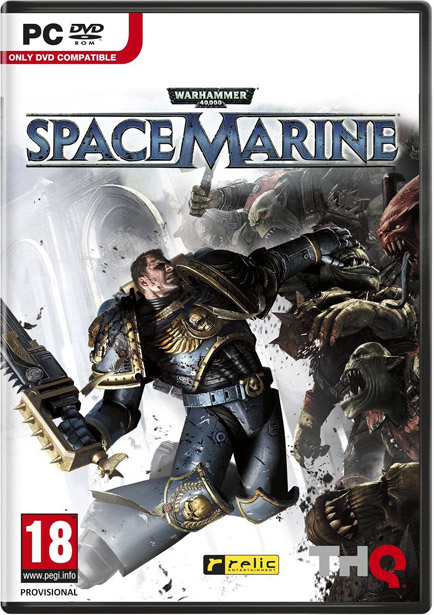 Warhammer 40,000: Space Marine (Steam key) + Подарок