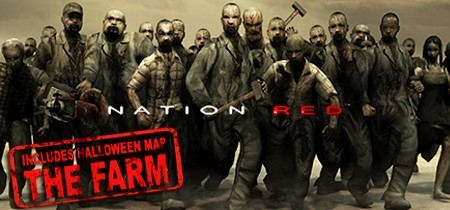 Nation Red (Steam Gift / Region Free) + Подарок