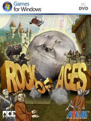 Rock of Ages (Steam Gift / Region Free) + Подарок