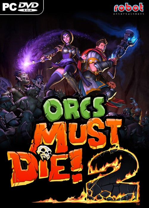 Orcs Must Die! Franchise Pack (Steam Gift) + Gift