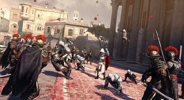 Assassins Creed Brotherhood (Steam Gift) + Подарок