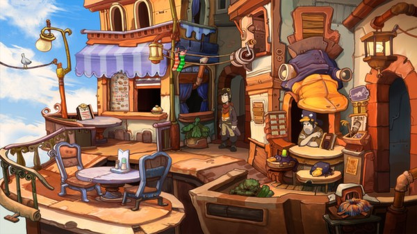 Chaos on Deponia (Steam Gift / Region Free) + Подарок