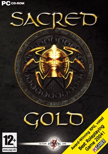 Sacred Gold (Steam key / Region Free) + Gift
