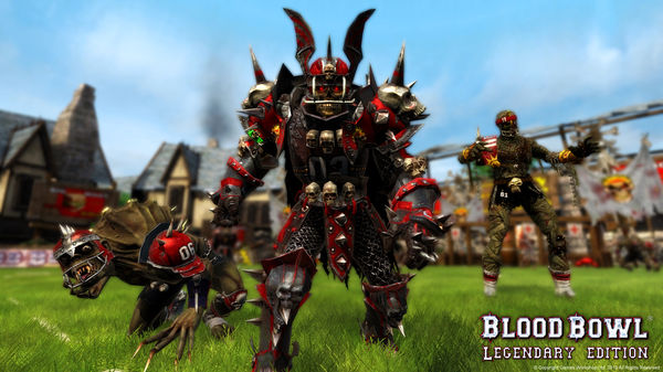 Blood Bowl Legendary Edition (Steam key / Region Free)