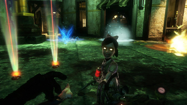 BioShock 2 (Steam key / Region Free) + Подарок