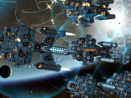 Gratuitous Space Battles (Steam key / Region Free)
