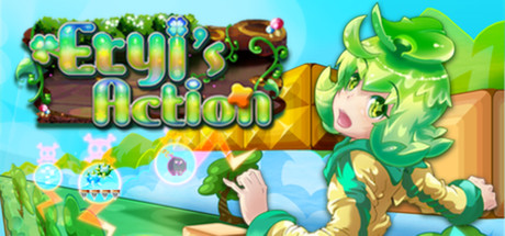 Eryi´s Action (Steam key / Region Free)