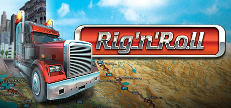 Rig n Roll Дальнобойщики 3 (Steam key / Region Free)