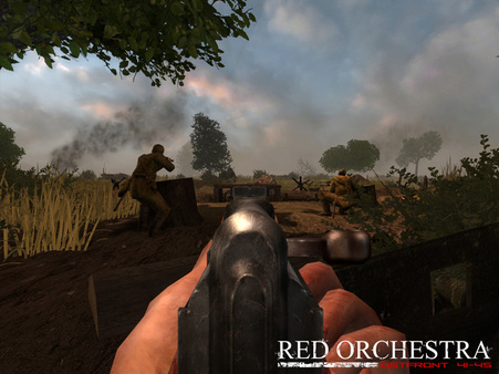 Red Orchestra:Ostfront 41-45 (Steam key / Region Free)