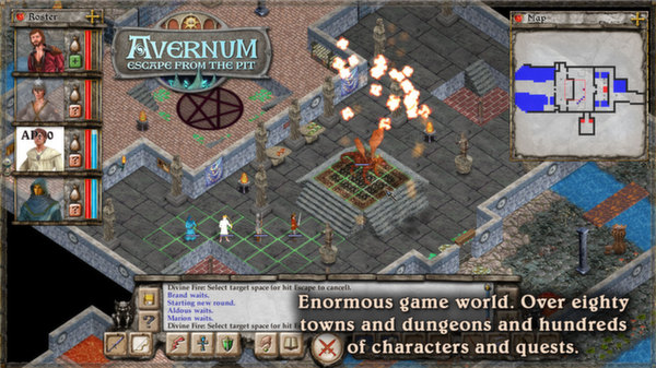 Avernum: Escape From the Pit (Steam key / Region Free)