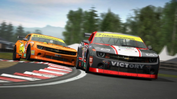 Race Injection (Steam key / Region Free)