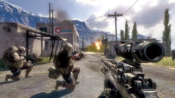Operation Flashpoint : Red River (Steam key)