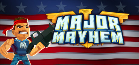 Major Mayhem (Steam key / Region Free)