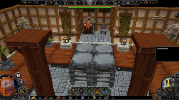 A Game Of Dwarves (Steam key / Region Free)