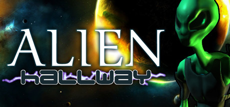 Alien Hallway (Steam key / Region Free)