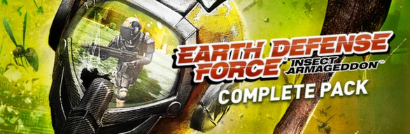 Earth Defense Force Complete Pack (Steam key) + Bonus