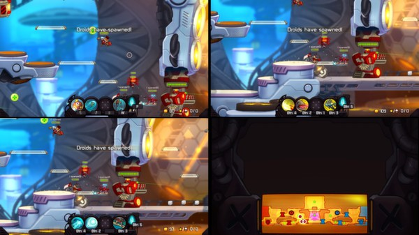 Awesomenauts + DLC (Steam key / Region Free)