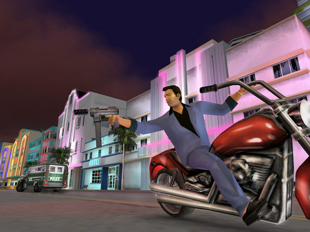 Grand Theft Auto: Vice City (Steam Gift)