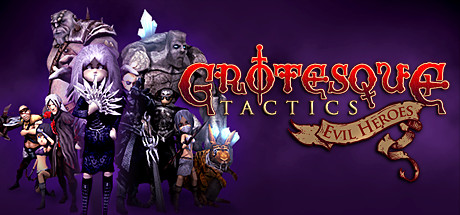 Grotesque Tactics: Evil Heroes (Steam key/Region Free)