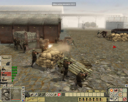 Men of War Red Tide (Steam key / Region Free)
