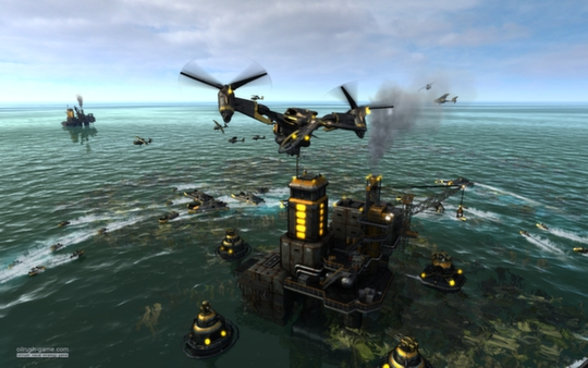 Oil Rush (Steam key / Region Free)