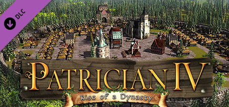 Patrician 4 IV: Rise of a Dynasty (Steam key)