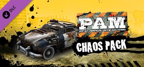 Post Apocalyptic Mayhem  DLC - Chaos Pack (Steam key)