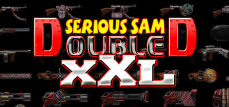 Serious Sam Double D XXL (Steam key / Region Free)