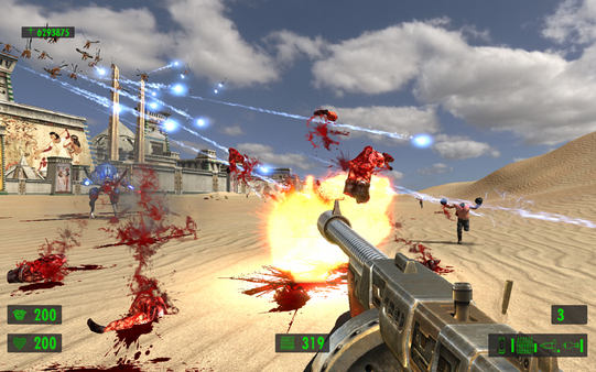 Serious Sam HD: The First Encounter (Steam key)