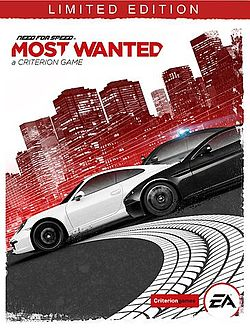 Need for Speed Most Wanted Limited КЛЮЧ+ПОДАРОК СРАЗУ