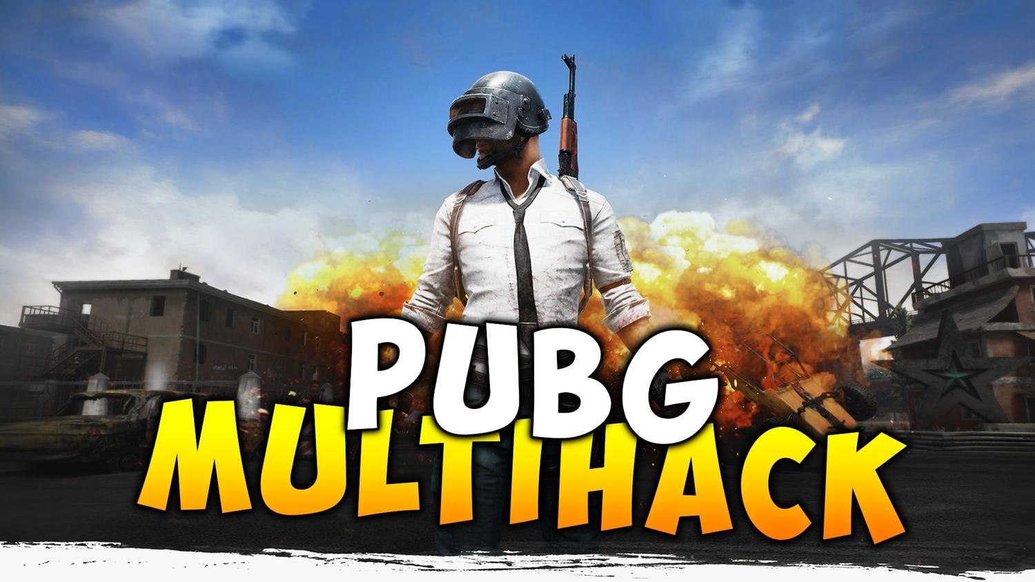 MULTI HACK  for PUBG + MAP HACK&#9989
