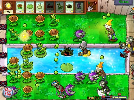 Plants vs. Zombies GOTY Edition Steam Gift RU + ПОДАРКИ