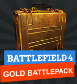 Battlefield 4 - Gold Battlepack ORIGIN KEY ROW
